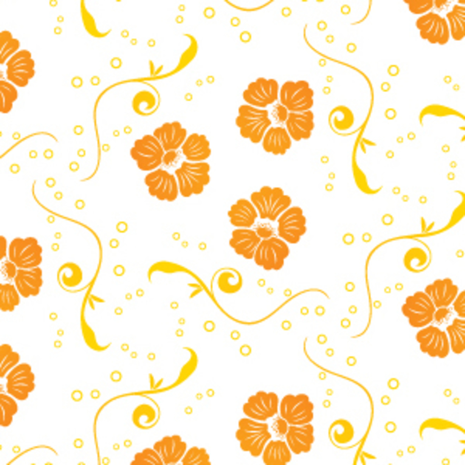 Download Floral Vector Pattern
