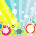 Retro Vector Graphic Backgrounds