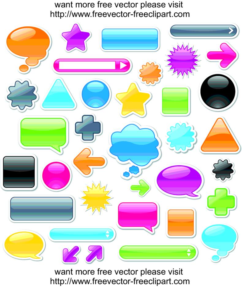 Website Vector Icons