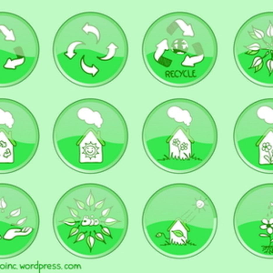 Ecology Button Set 2