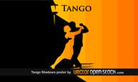 Tango Shadows Poster