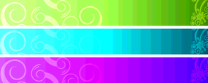 Vector Banners Set 6