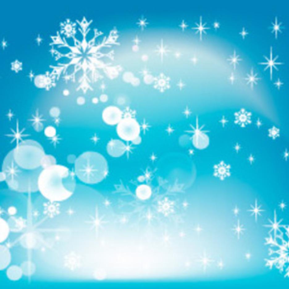Blue Snow Design