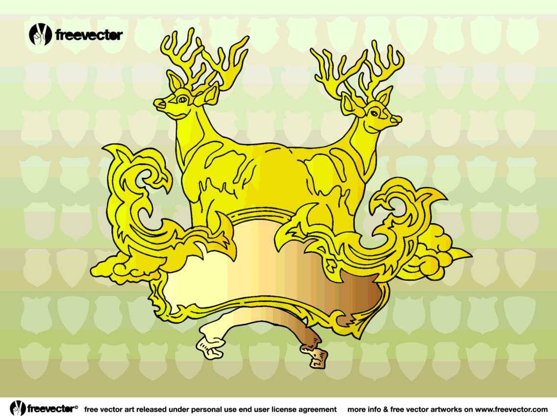 Deer Heraldry