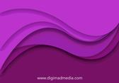 Abstract Art Swirl Background Vector