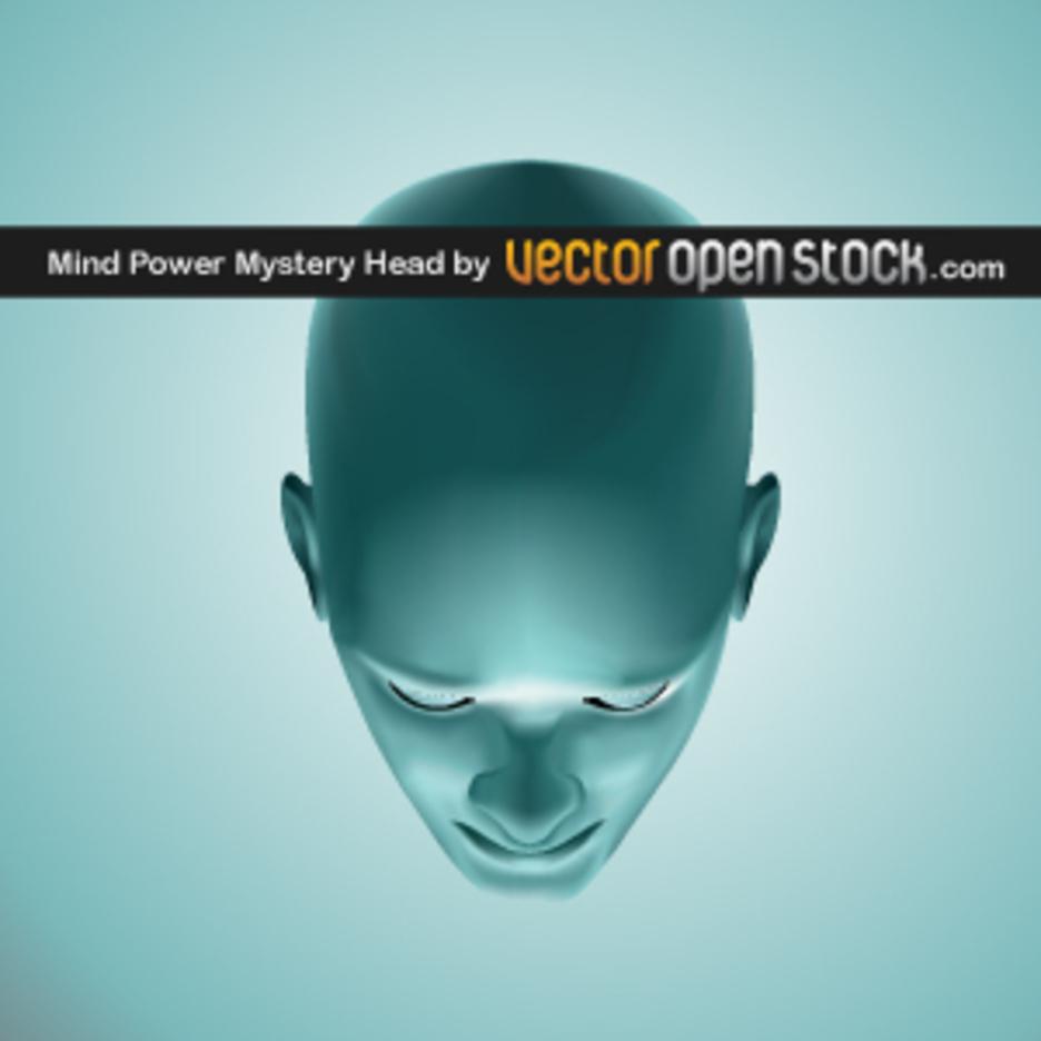 Mind Power Mistery Head