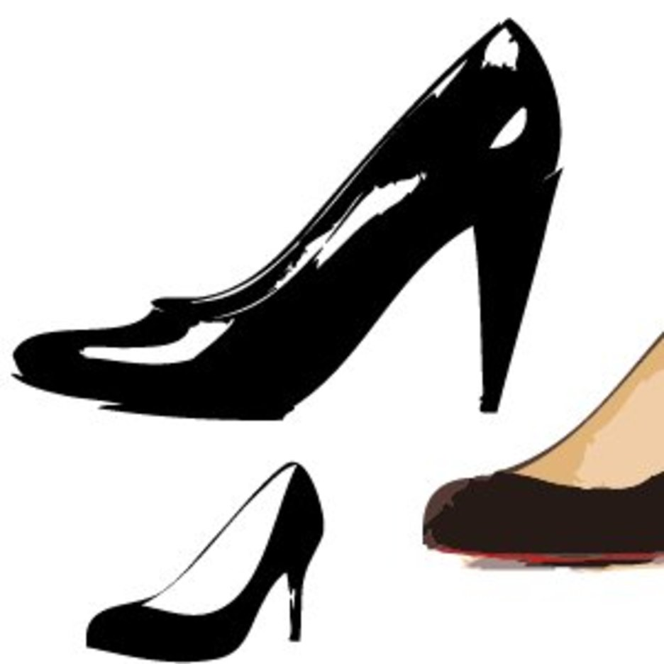 Tall Heels By LVF
