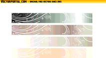 Vector Banners Set 9