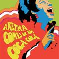 Aretha Franklin Coca-Cola Poster