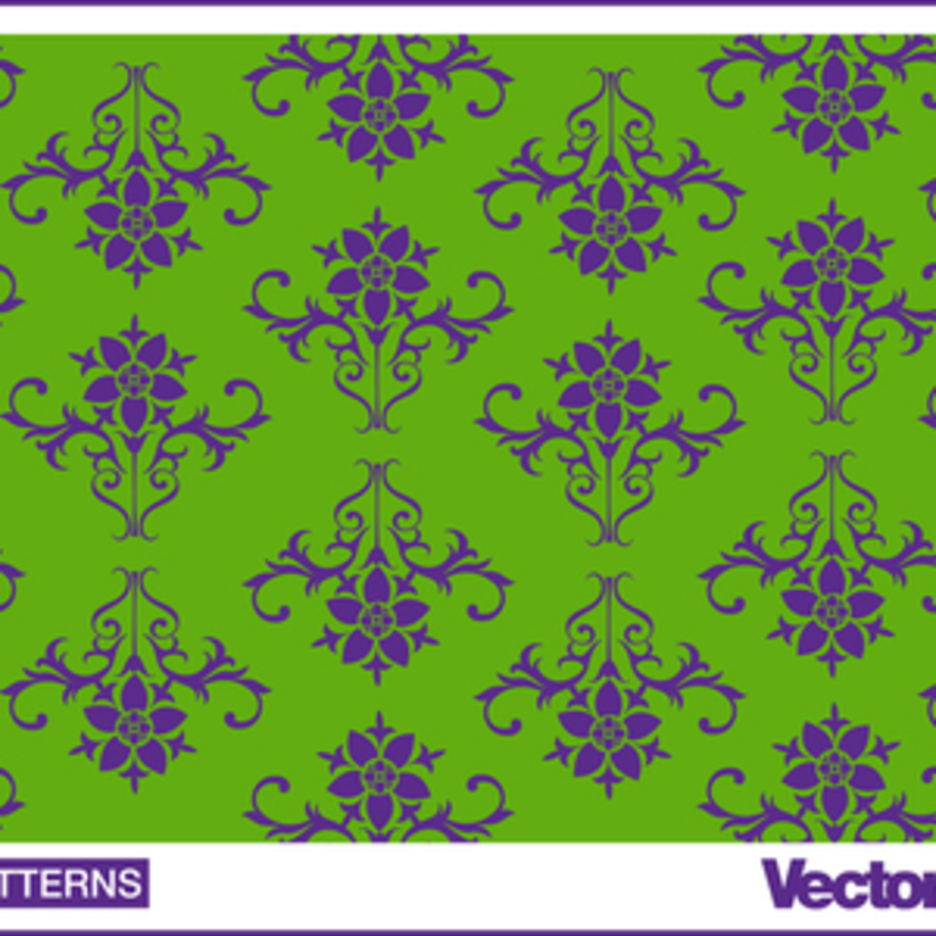 Decorative Wallpaper Pattern