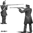 Military Rifleman & Sport Rifleman Engravings