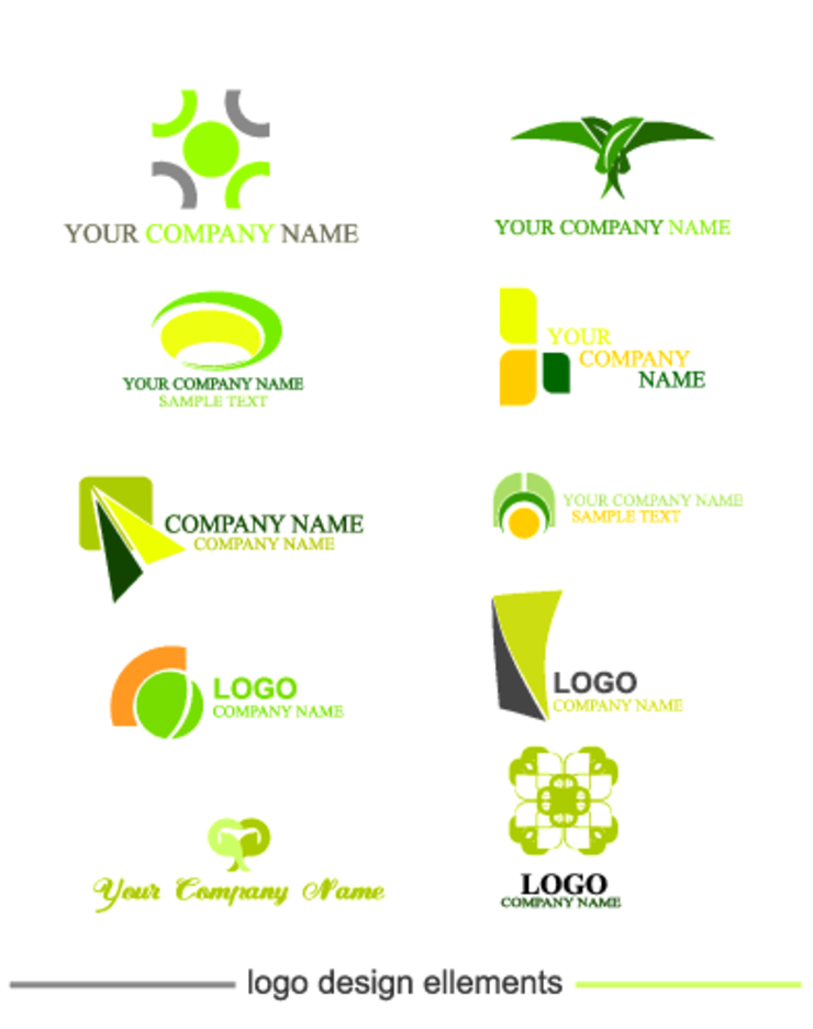 Logo Template Collection 01