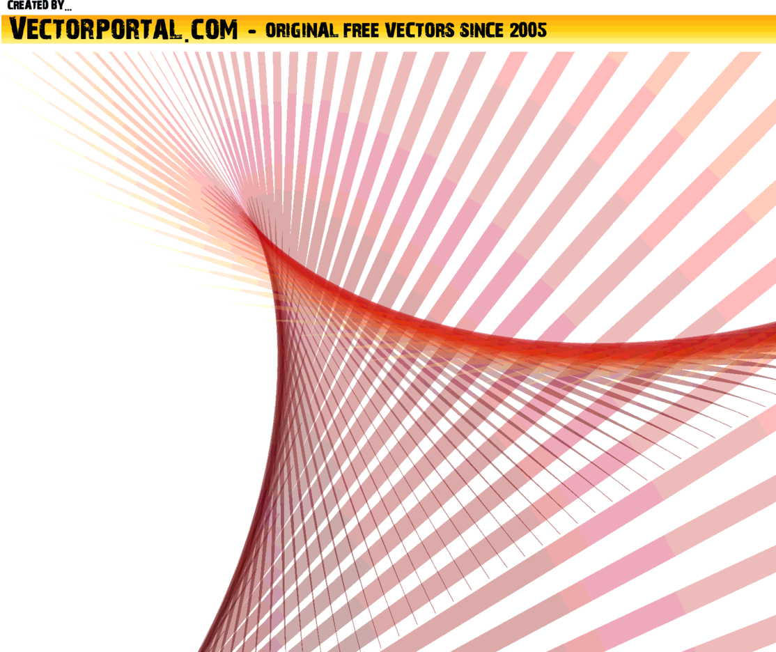 Abstract Lines Vector Background