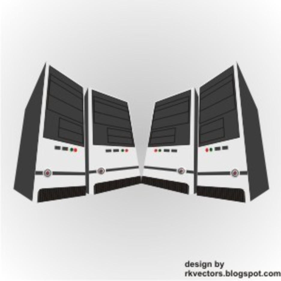 Computer CpuHosting Server Cpu Rkvectors