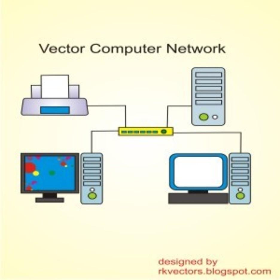 Vector Computer Network