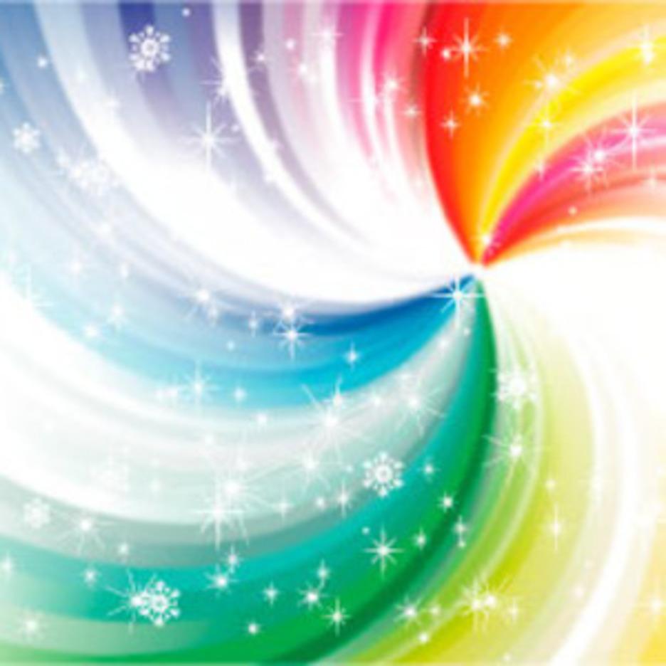 Rainbow Starsy Design