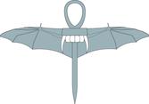 Vampire Ahnk Dagger