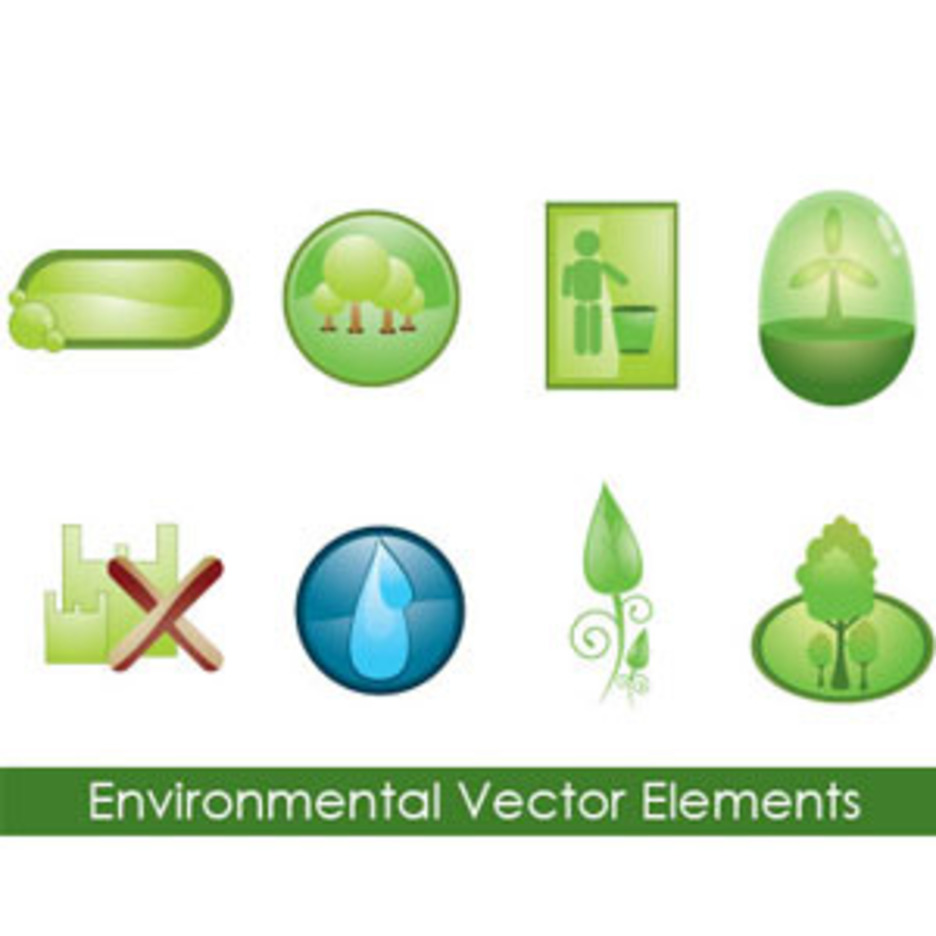 Environmental Vector Elements