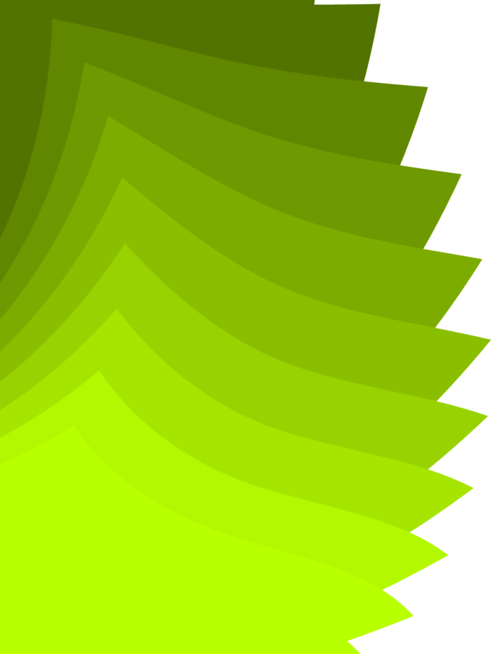 Green Abstract Vector Background 3