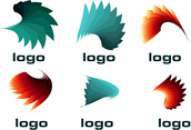Custom Vector Logo Templates Set 1