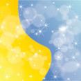 Two Colores Bubbles Design