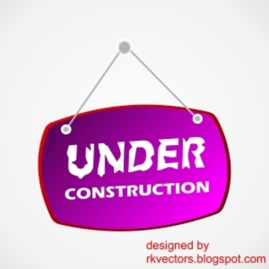 Beautiful Under Construction Design