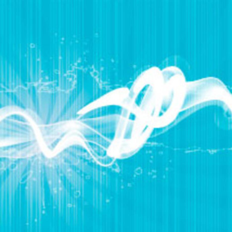 Blue Smoke Vector Design