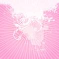 Grunge Swirls Pink Vector