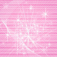 Abstract Stars Pink Vector Background