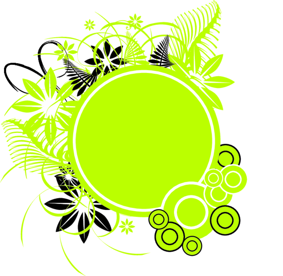 Floral Stock Vector