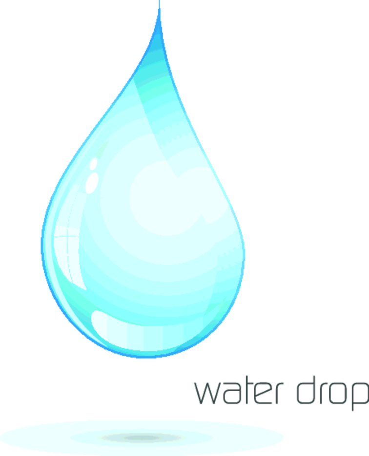 Water Drop Logotype