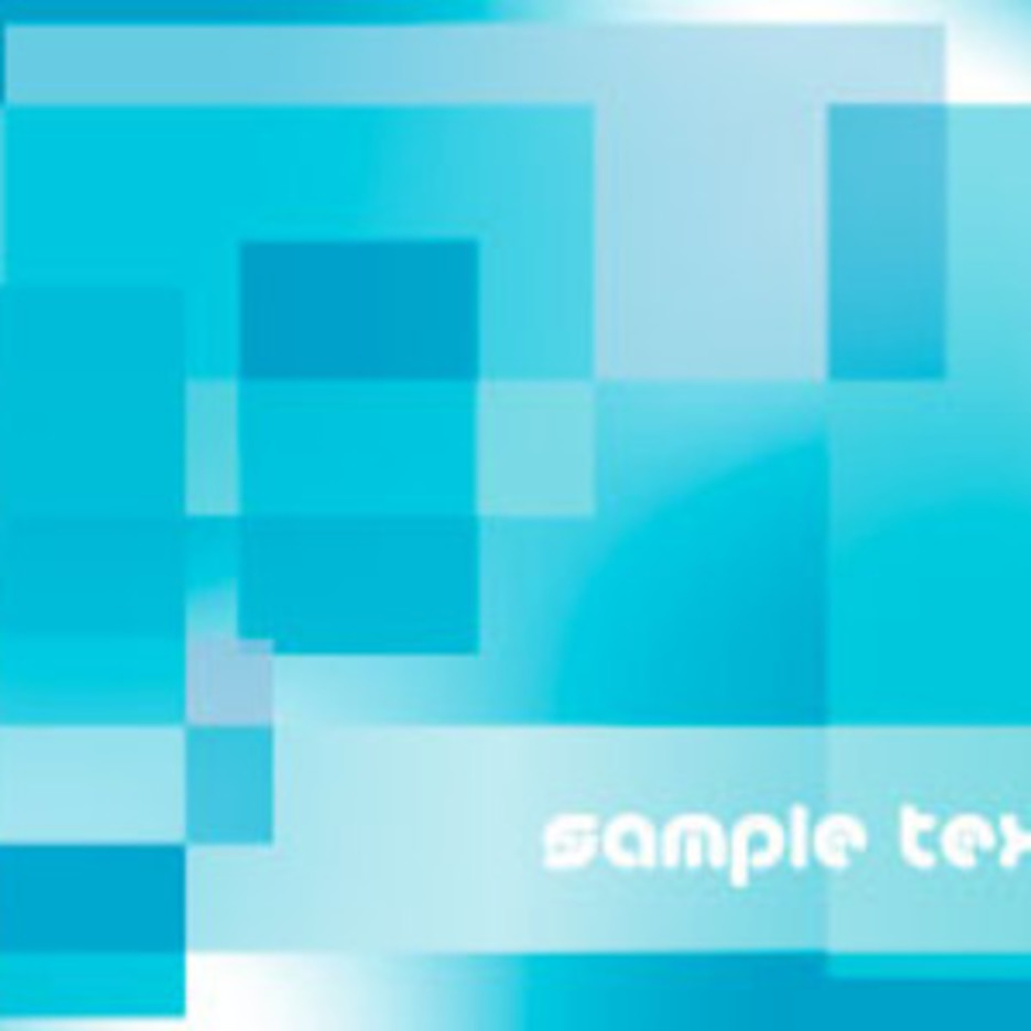 Abstract Card Vector Design