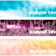 Tech Banner Free Design