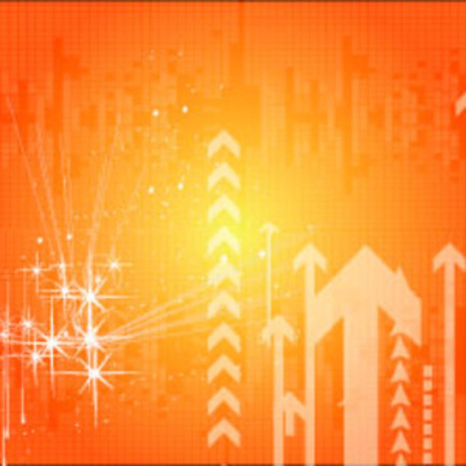 Hight Top Orange Vector Background