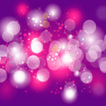 Purple Touch Vector