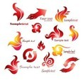 Fire Logotypes