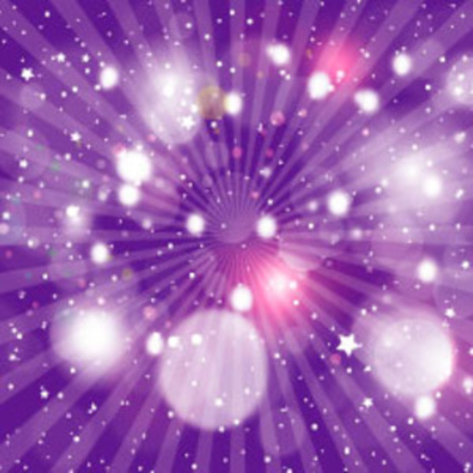 Light Vector Purple Background