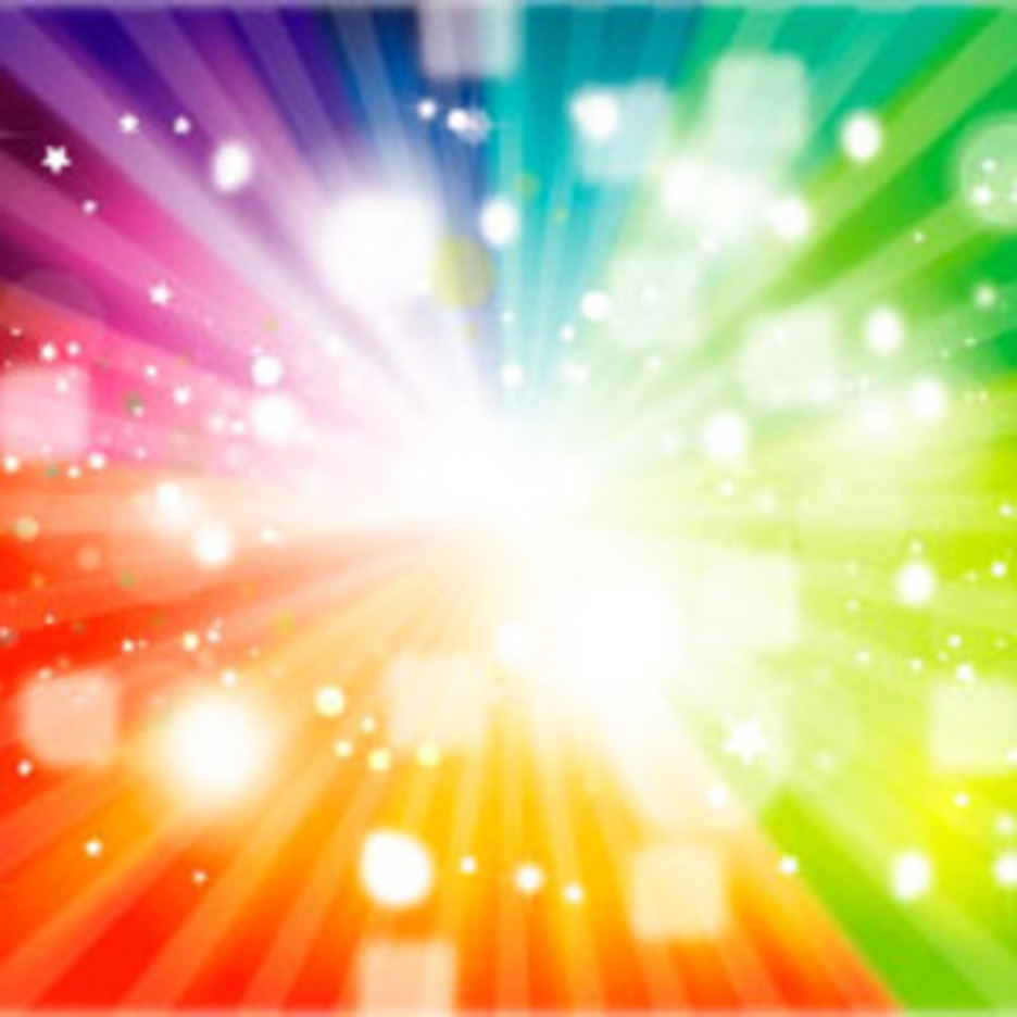 Rainbow Transparent Vector Design