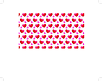 Valentines Day Seamless Vector And Photoshop Pattern