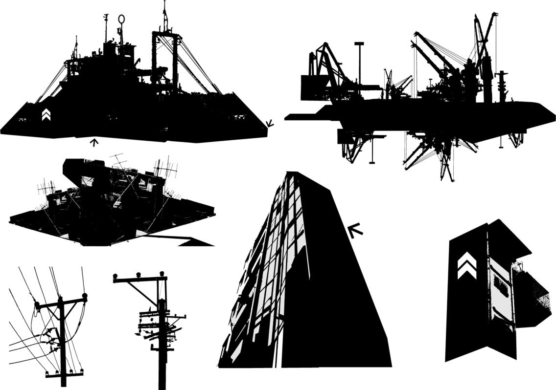 Urban Vector By VectorVaco.com
