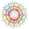 Circled Circles Graphic Design