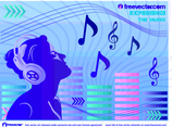 Music Experience Vector