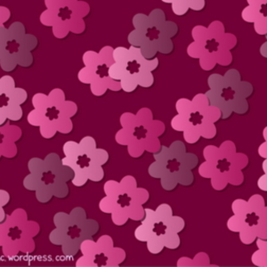 Retro Floral Pattern 3