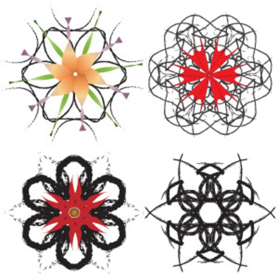 Free Decorative Vector-6