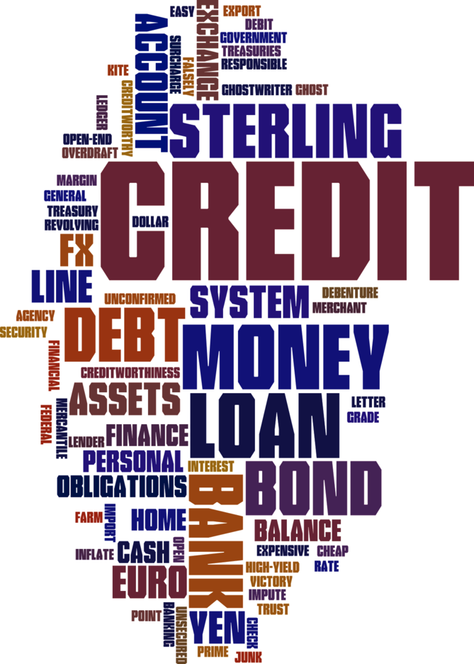Word Cloud Finance 2