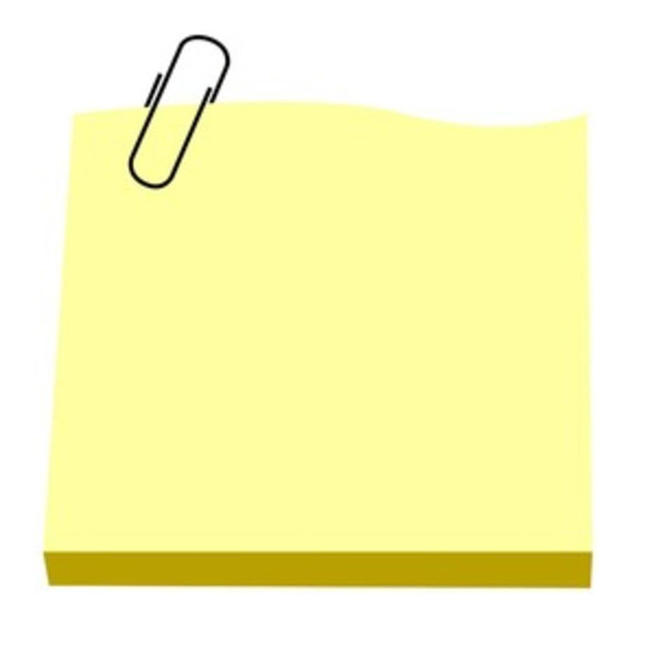 Vector Notepaper