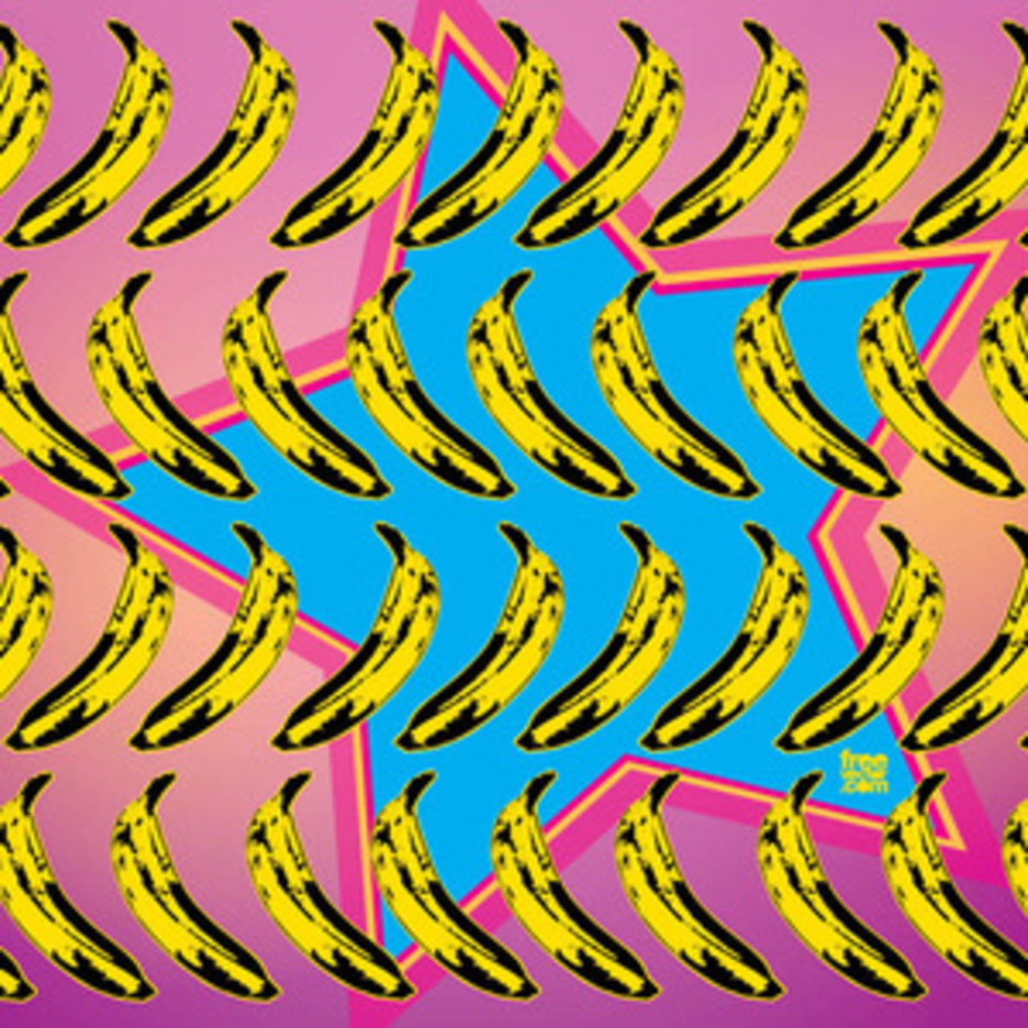 Warhol Pop Art Pattern