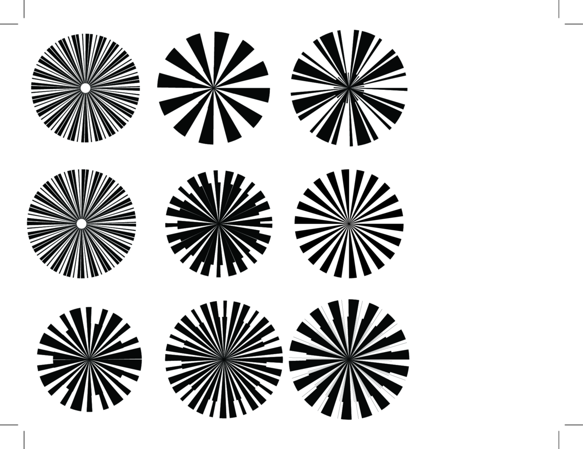 Star Burst Vector And Photoshop Brush Set