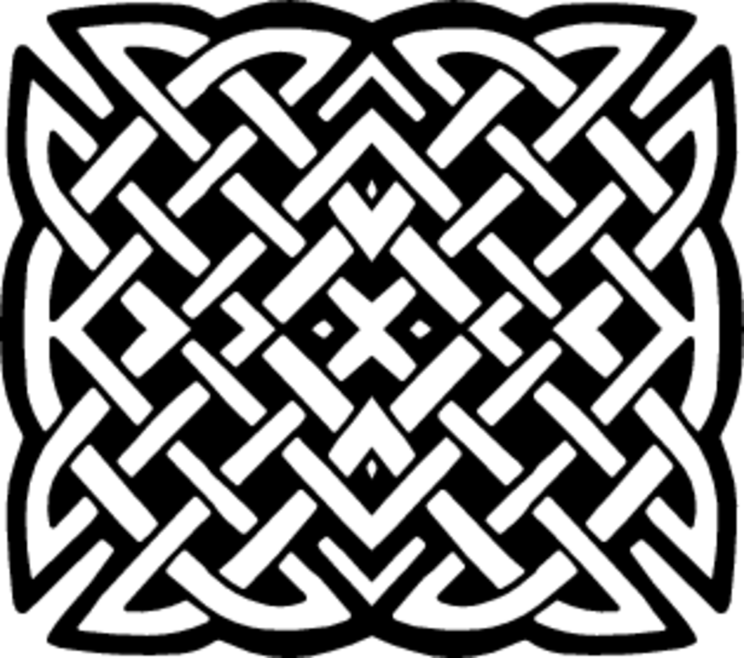 Celtic Knot Vector 6