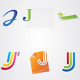Jay Letter Logo Pack